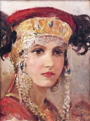 European Jewelry - Russian-Norwegian