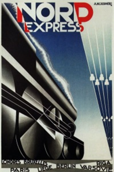 Art Deco at Historical Design