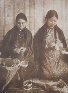 Indian Baskets at Historical Design