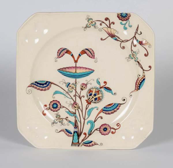 Christopher Dresser Persia Pattern Dinner Plate