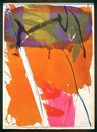 Alexander Liberman Meyer Schapiro Portfolio Untitled 1973