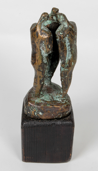 Mayo Martin Johnson American Post War Bronze Sculpture 1960