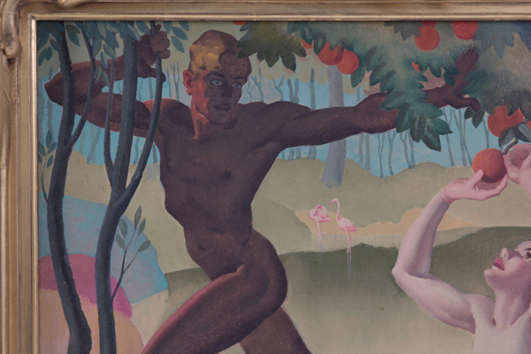 Historical Design I Alan Durman Quot Adam And Eve In The