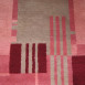 Historical Design Rugs - Pink Stripes