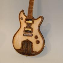 Stephen McSwain Cowboy Boots Guitar