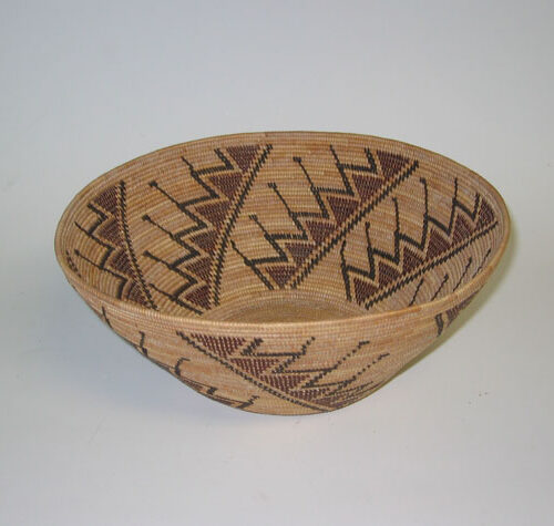 Indian Baskets - ZigZag Pattern