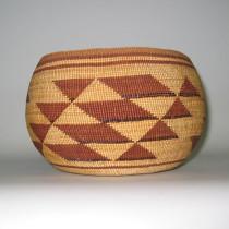 Inidan Baskets Striped Pattern