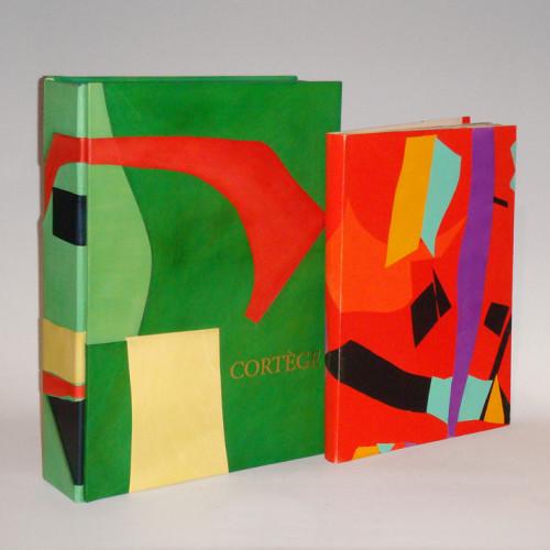 Historical Design's Rare Book Collection - Cortece