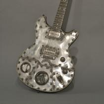 Stephen McSwain Metal Baratone Guitar