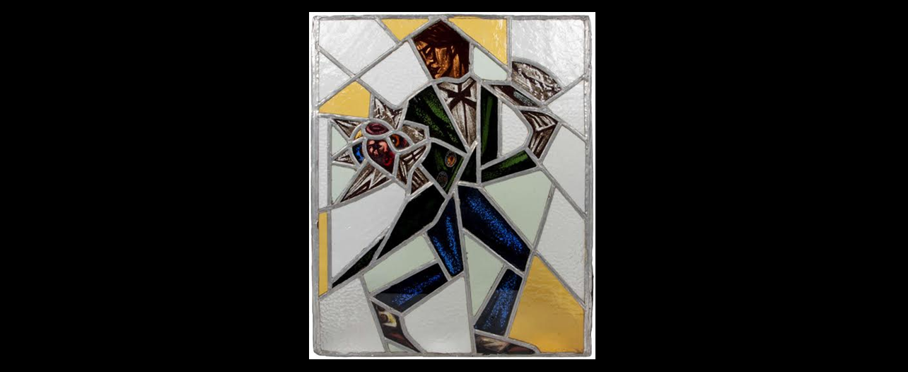 Puttn_on_the_Ritz_Mosaic_Stained_Glass