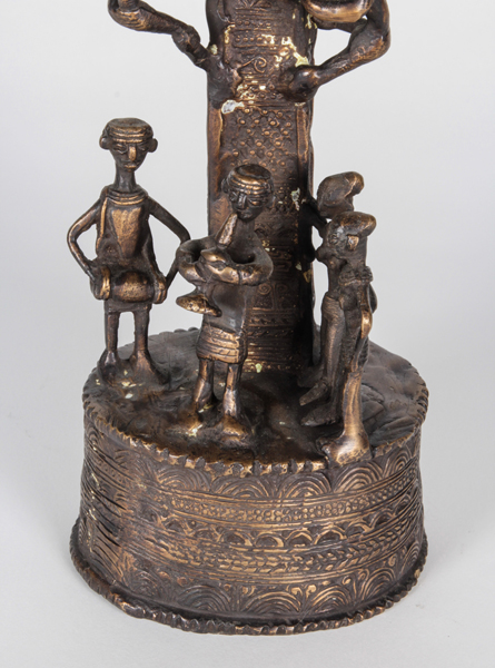 Historical Design I African Bronze Quot Tree Of Life