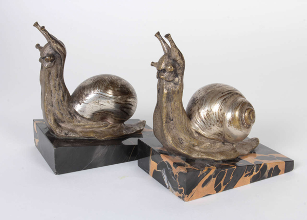Historical Design I Suzanne Bizard Pair Of French Art Deco
